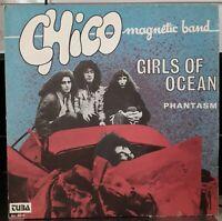 """Trés Rare SP 45T Psyché-Rock  Chico Magnétic Band """"Phantasm"""" or.fr 1972 (EX+/NM)"""