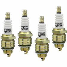 Accel Spark Plugs 0437S-4 Copper Core Spark Plugs