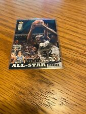 1994 Upper Deck Shaquille O'Neal #197–1–Excellent Card