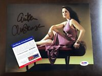 Erica Christensen Parenthood Signed 8x10 Autographed Photo PSA/DNA COA