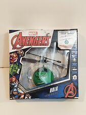 Marvel Avengers Marvel Hulk Flying UFO Ball Helicopter New 33195 Ages 6+