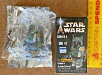 BOBA FETT BOUNTY HUNTER STAR WARS KUBRICK ACTION FIGURE MEDICOM MINT!!! but...!