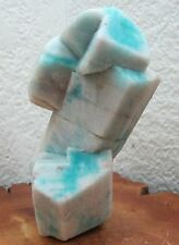 *450gr* Blue Capped Amazonite Fluorite Clevelandite Crystals Teller County Co