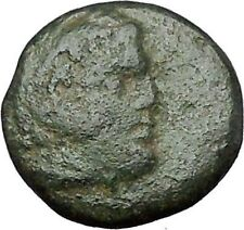 LYSIMACHOS successor of Alexander the Great Hercules Ancient Greek Coin i49793