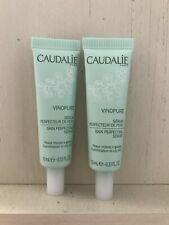 💚 2 X Caudalie Vinopure Skin Perfecting Serum 0.33 Oz / 10ml Each (total 20ml)
