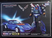 2015 Takara Tomy G1 Transformers Masterpiece MP-25 Tracks Diaclone Microman NY