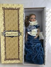 "Tonner Ellowyne Wilde ""Behind Blue Eyes"" ~ COMPLETE doll and outfit NRFB - ball"