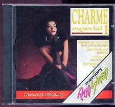 va CHARME ESPECIAL I BRAZIL ONLY CD d-train sos band extened versions