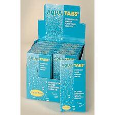 Aqua Clean Tabs (PK32) Water Purifying Tablets- Caravan/Motorhome