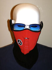 NEW Cold Weather Ski Run Survival Face Mask Neck Warmer Neoprene Thermal Fleece