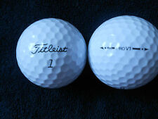 "20 TITLEIST ""PRO V1"" Golf Balls - ""PEARL""  Grade - *SPECIAL OFFER"""