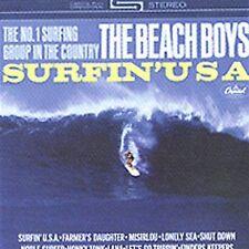 Surfin' Safari/Surfin' U.S.A. [Remaster] by The Beach Boys (CD, Mar-2001, Capitol/EMI Records)