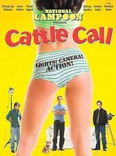 National Lampoons Cattle Call (DVD, 2008, BlockBuster Rental)