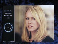 The Ring Lobby Cards/Stills - Naomi Watts, Martin Henderson