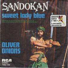 SANDOKAN - SWEET LADY BLUE # OLIVER ONIONS