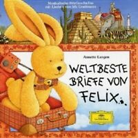 IRIS GRUTTMANN - WELTBESTE BRIEFE VON FELIX  CD NEU