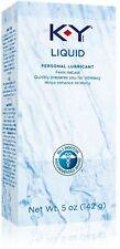 K-Y Liquid Lubricant 5 oz