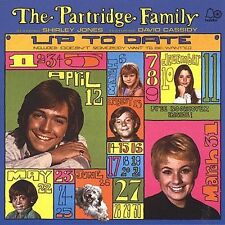 Partridge Family- Up to Date [Remaster]  (CD, Aug-2000, Buddha Records)