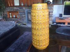 Scheurich West German Pottery Floor Vase - Rare Shape 260 - 40