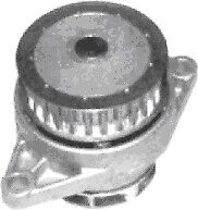 Protex Water Pump PWP7091 fits Volkswagen Polo 1.6 (6N) 55kw