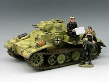 WS108 *- New Panzer I Set - Waffen - King and Country