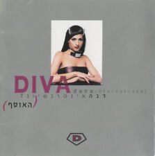 Dana International ‎– Diva The Collection IMP 1998 SEALED CD