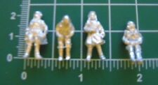 SGTS MESS AC4 1/72 Diecast WWII Russian Airforce Personnel (4 figures)
