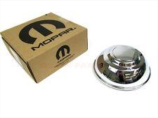 06-18 Dodge Charger Chrysler 300 Chrome Hub Cap Center Cap OEM NEW MOPAR