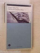 STORIA DI GORDON PYM Edgar Allan Poe Corriere della Sera I grandi romanzi 2002