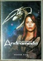 Andromeda : Season 5 (DVD, 2008, 6-Disc Set) - Region 4