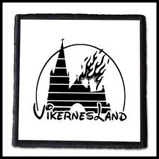 VIKERNESLAND ---- Patch / Aufnäher  immortal satyricon enslaved ulver