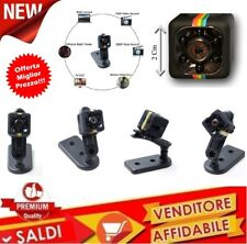 Microcamera spia telecamera infrarossi spy camera sq11 SPY NEW 2018 CAM NASCOSTA