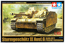Tamiya 32540 German Sturmgeschuetz III Auf.G Early 1/48 scale kit