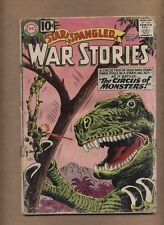 Star Spangled War Stories 99 (FR) Dinosaur c/story 1961 DC Comics (c#15784)