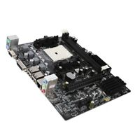 For AMD A55 FM1 DDR3 Desktop Computer Motherboard with 4 SATA2 6-Channel Audio