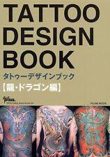 """TATTOO DESIGN BOOK  """"DRAGON TATTOO SPECIAL"""" JAPAN, 2006 irezumi"""