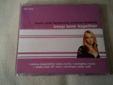 SODA CLUB - KEEP LOVE TOGETHER - 4 TRACK DANCE CD SINGLE - PART 2