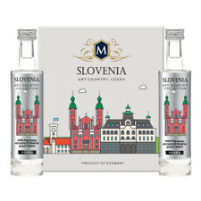 Tipo Country vodka Slovenia PLATINUM COLLECTION 2x5cl miniature GERMANY