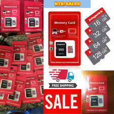 Micro SD Card 64gb 128gb 32gb w Adapter high speed Micro tf card Lot of Memorias