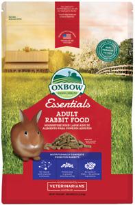 Oxbow Essentials Adult Rabbit alimento per conigli adulti Pellet per Roditori