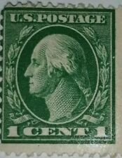 1922 George Washington 1c Stamp One Cent USA Postage Extremely Rare