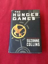 HUNGER GAMES SUZANNE COLLINS true FIRST PRINTING HC DJ RARE SCARCE VG