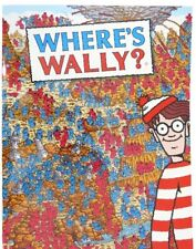 Where's Where Is Wally Text Writing Note Book
