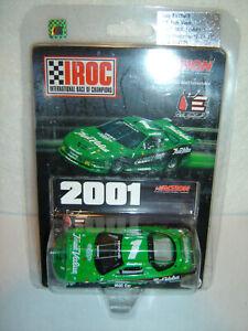 #1 Dale Earnhardt TRUE VALUE 2001 IROC FIREBIRD Green 1/64 Action NEW