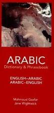 English-Arabic Arabic-English Dictionary & Phrasebook (Hippocrene Dictionary and