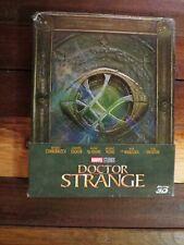 Doctor Strange Steelbook 3d Italiana SIGILLATA - Marvel Disney vedi descrizione
