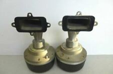 PIONEER PD-100 Driver Unit PAIR USED JAPAN vintage speaker horn tad exclusive