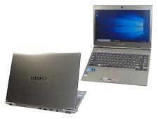 Toshiba Portege Z930 Core i5-3437M 1.90GHz 4GB Ram 128GB SSD Webcam Laptop HDMI