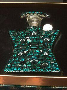 Bond No 9 Perfume MUSK 3.3 oz Swarovski Crystal Bottle & Box NEW $1000 MSRP