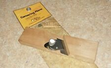 Fine Tools Inc Cornering Plane With Blades Woodworking Plane Hand Planing Tool